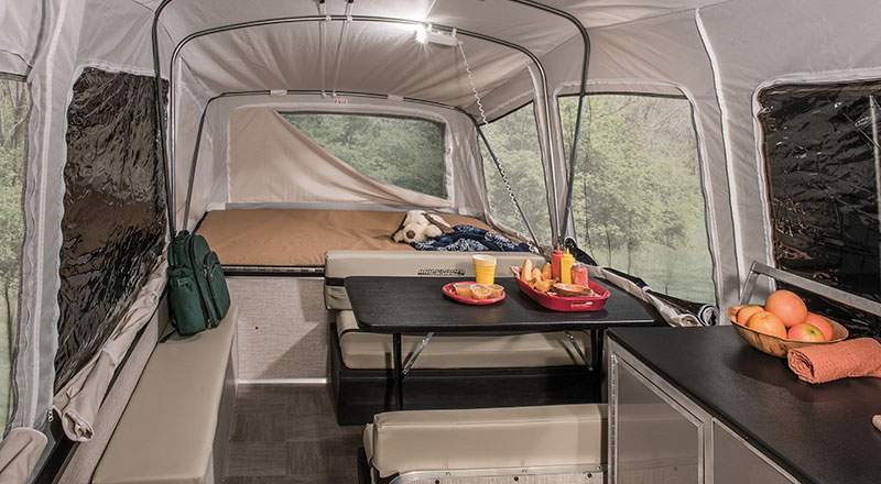 Pop Up Camper Trailer >> Livin' Lite | All-Aluminum Ultra Lightweight Campers