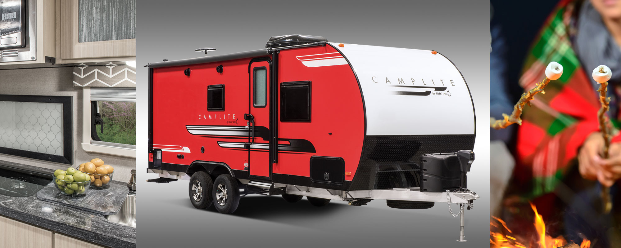 Livin' Lite CampLite Travel Trailer