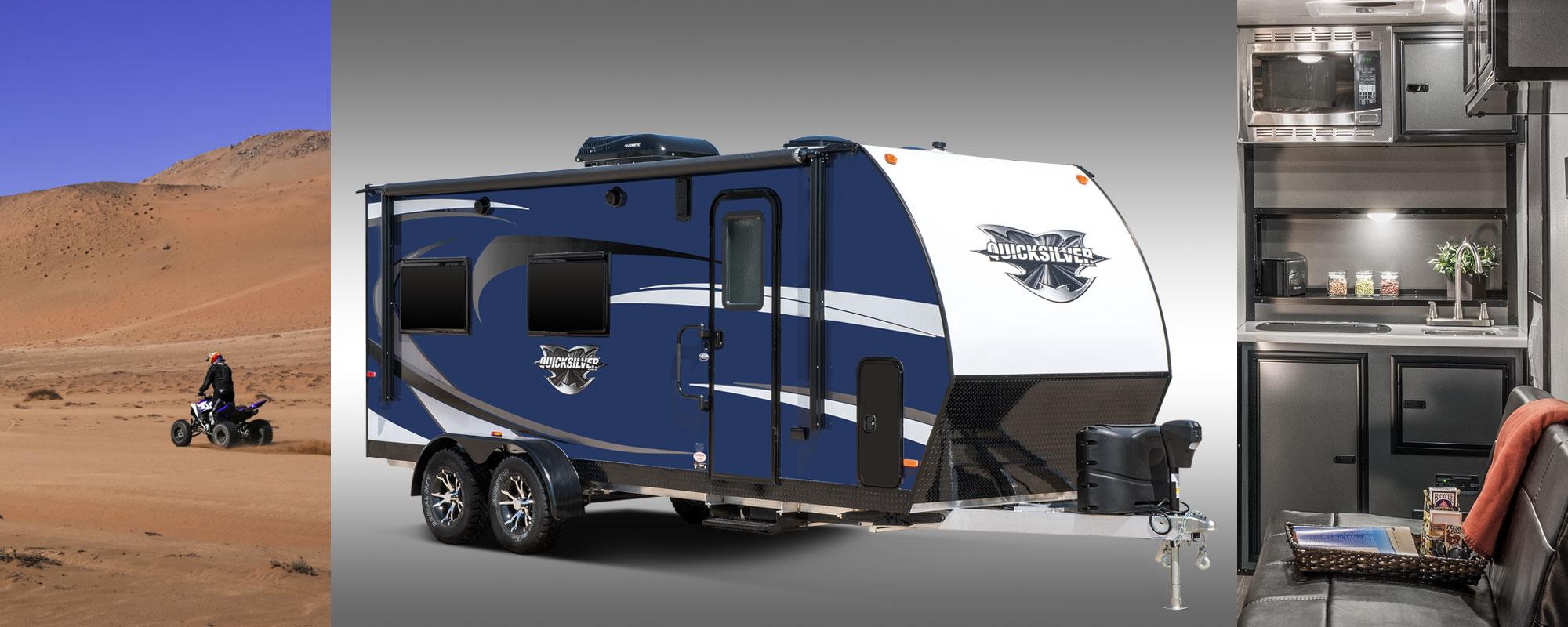 Livin' Lite | Aluminum-Framed Ultra Lightweight Campers