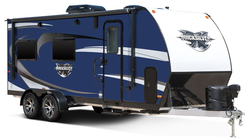 Livin' Lite Ultra Lightweight, All-Aluminum Toy Haulers