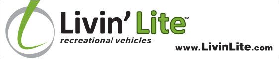 Livin' Lite Recreational Vehicles Company Banner
